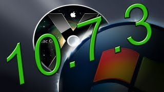 How To Install Mac OS X Lion 10.7.3 Retail On Intel/AMD PC