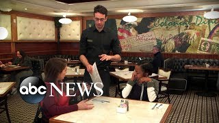 Diners are upset over OCD waiter   What Would You Do?   WWYD