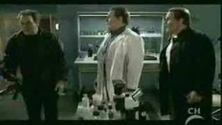 Will Sasso As Arnold Schwarzenegger In Stolen Identity 3