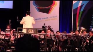 เพลงสรรเสริญพระบารมี in WMC 2013