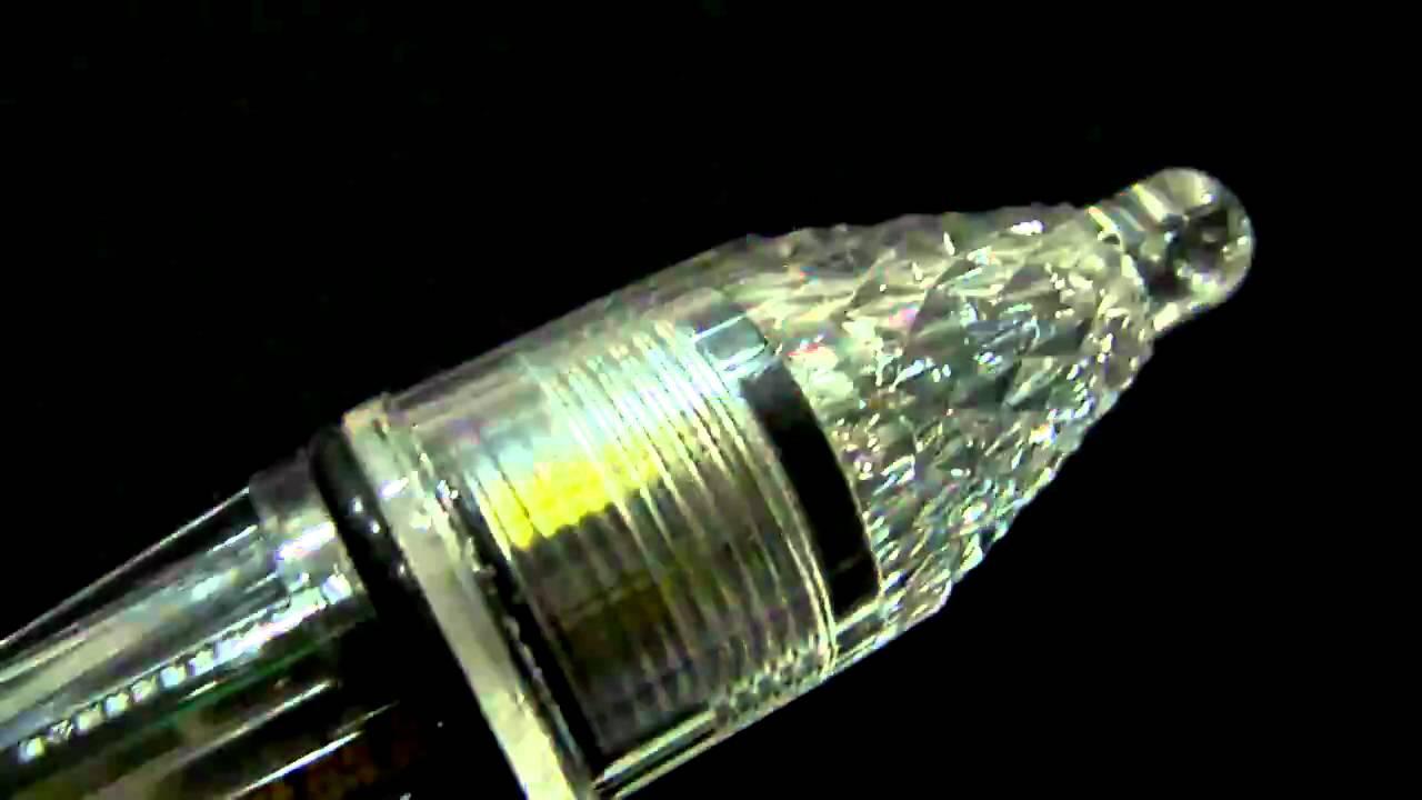 Underwater flash fishing light green led fl2 youtube for Underwater led fishing lights