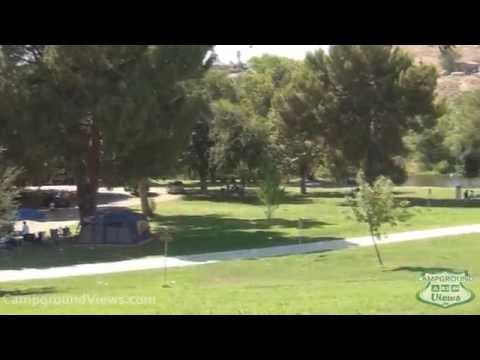 CampgroundViews.com - Kern River Campground Bakersfield California CA