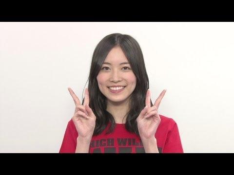 松井珠理奈コメント映像「第3回 AKB48 紅白対抗歌合戦」 / AKB48[公式]