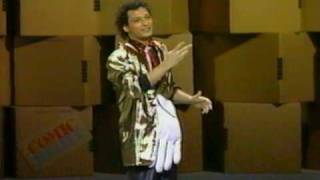 "Comic Relief ""Howie Mandel""Stand Up Comedy 1987"