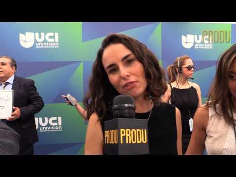 Actriz mexicana Ana Serradilla 'La viuda negra' dice que ama Colombia