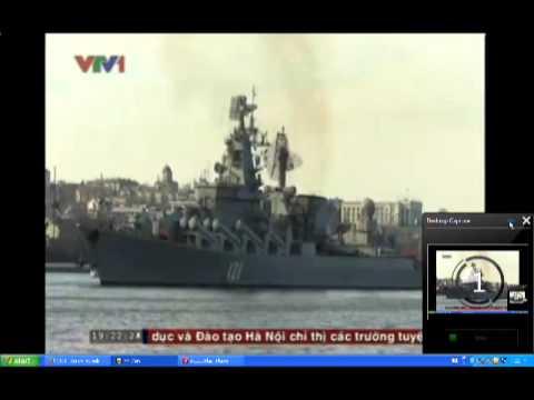 Nga điều tàu chiến tới Syria - tình hình đang rất căng thẳng