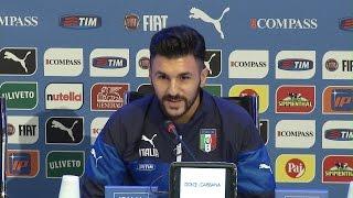"""Soriano: """"Conte assomiglia a Mihajlovic"""" - 11 Novembre 2014"""