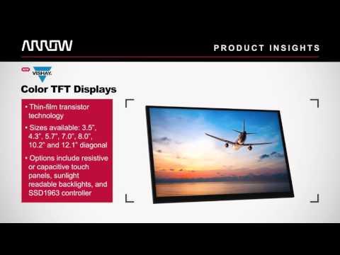 Product Insights - Vishay Display