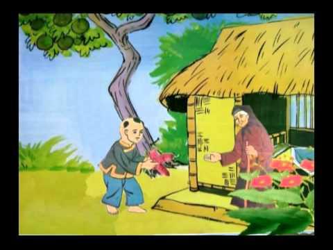Câu chuyện sự tích cây khoai lang