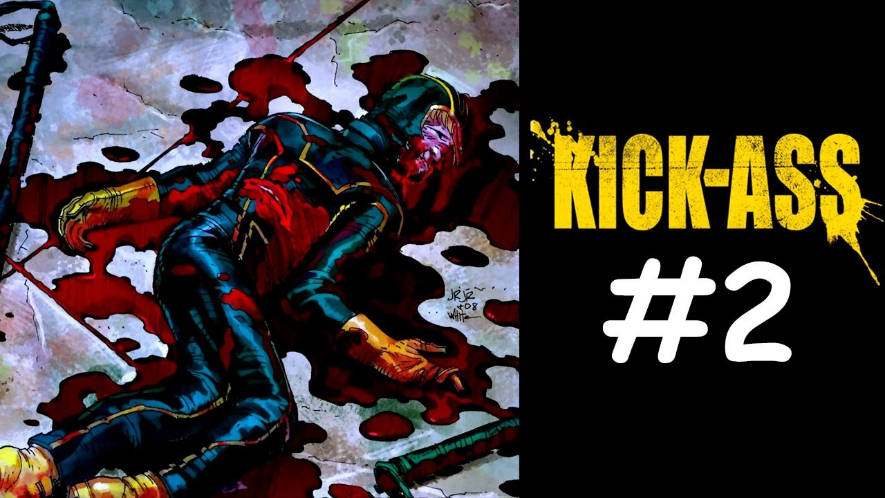 Kick-Ass 2 comic book - Wikipedia