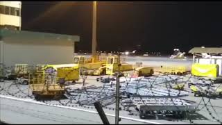 Juve, ecco il video dell'atterraggio dell'aereo di De Ligt a Torino