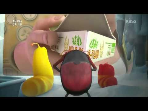 Larva 2013 (Season 2) - Ep 3 (Refrigerator & Roly Poly) [Full HD] (High)