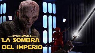 ¿Se Filtró La Identidad De Snoke? - Star Wars Los Ultimos Jedi Teoría -