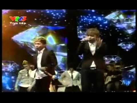 Thu cuối live (bài hát yêu thích live show 4 VTV3) - YanBi, Mr.T, Hằng Bingbong
