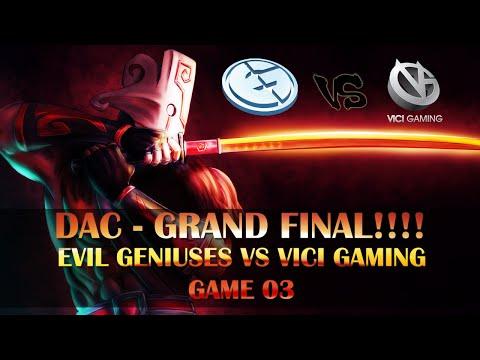 VG vs EG - Game 3 - FINAL - DAC - Dota 2