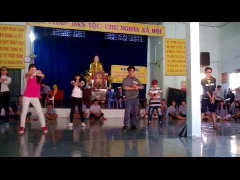 Nhảy hiện đại Number Nine GĐPT Quảng Thiện Cà Mau
