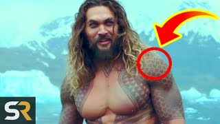 8 Justice League Easter Eggs You Totally Missed