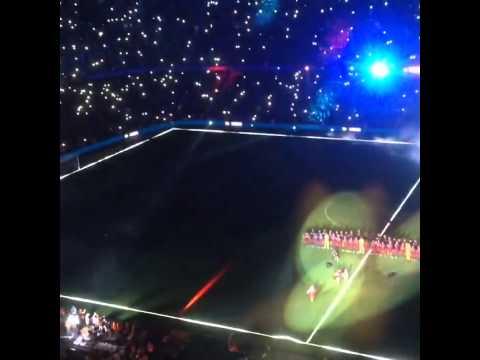 CLB Barca chào đón sự trở lại của Messi
