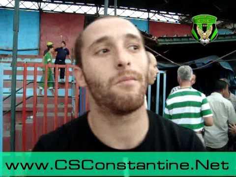 CAB - CSC - Les déclarations de Ousselati