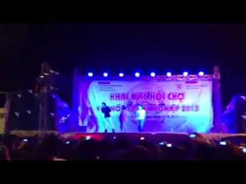 Xóa Hết (Remix) - Du Thiên ( Lễ khai mạc Hội Chợ Lim)