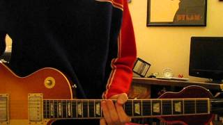Sympathy for the Devil Lesson (Ya Ya's Version, Keith's Part) - Rolling Stones