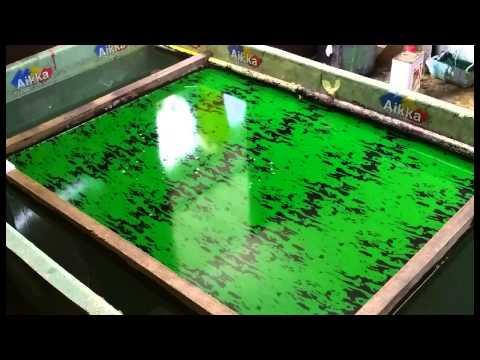 Aikka Water Transfer Printing
