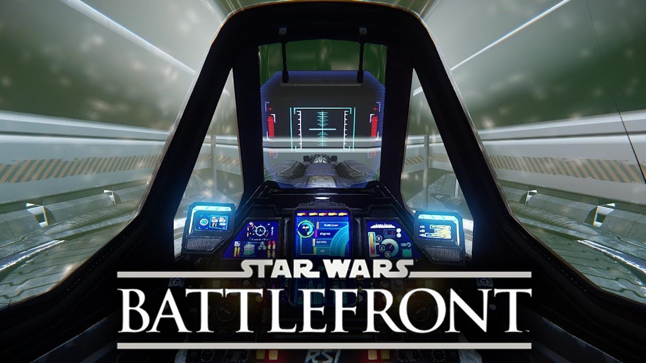 star wars battlefront 7 minutes of gameplay