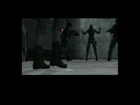 16. Metal Gear Solid: The Twin Snakes - Big Boss Rank  Walkthrough - Sniper Wolf