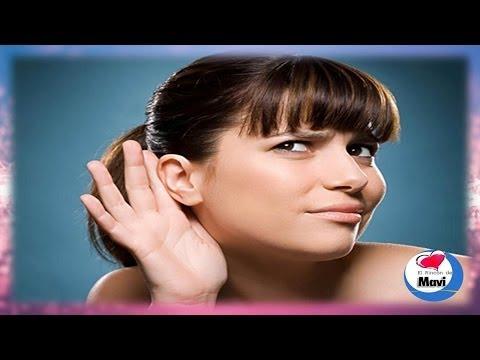 Remedios caseros y naturales para los oidos tapados de cera - Como destapar los oidos