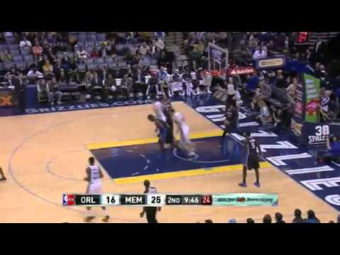 1st HALF HIGHLIGHTS  Orlando Magic vs Memphis Grizzlies   December 9, 2013   NBA 2013 14 Season