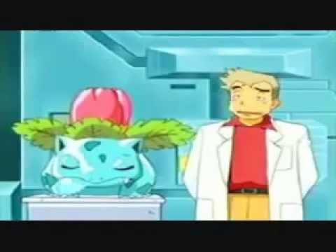 Giới thiệu về Ivysaur trong phim pokemon