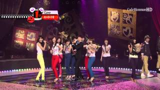 SNSD, Super Junior & Jo Kwon (2AM) Cuts (2009)