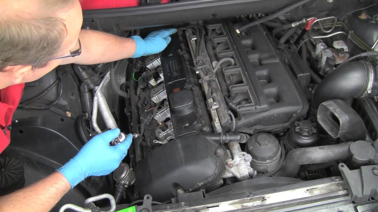 Part 1 Replacing A Bmw 6 Cylinder Valve Cover Gasket