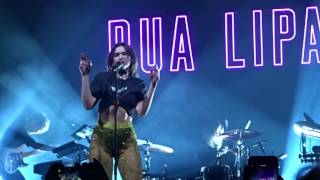 Dua Lipa - Want To - Live at Tivolivredenburg Utrecht 2017