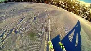 Skiing at its best GoPro HD