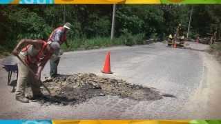 Inicia la rehabilitación de la carretera Boca de Tomatlán - Puerto Vallarta