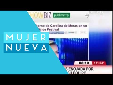 Carola de Moras indignada por reiterados descuidos de su equipo