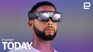 Magic Leap takes the wrapper off its mixed reality headset   Engadget Today