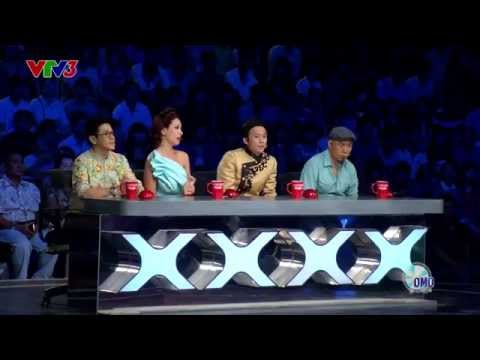 [FULL] Vietnam's Got Talent 2014 - BÁN KẾT 3 - TẬP 14 (28/12/2014)