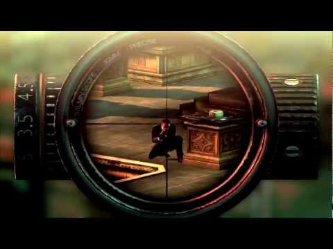 Hitman: Absolution выйдет 20 ноября; уровень Hitman: Sniper Challenge — 15 мая