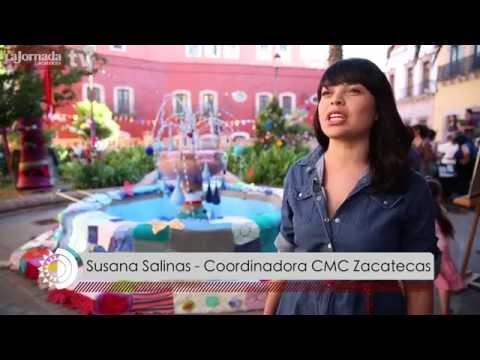 Especial - Reportaje Susana Salinas
