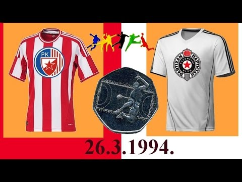 26.3.1994. RK Crvena Zvezda – Partizan Beograd