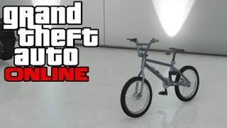 GTA Online How To Store Bike As Car In Garage Glitch