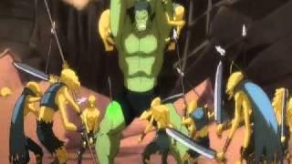 Planeta Hulk Trecho Dublado