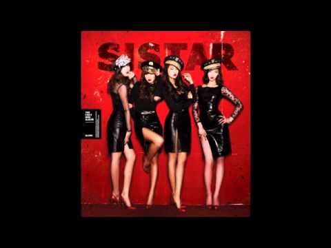 Sistar - Alone [MP3 DL]