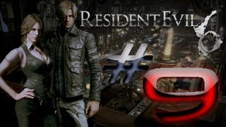 Resident Evil 6 Detonado (Walkthrough) Leon Parte 9 HD