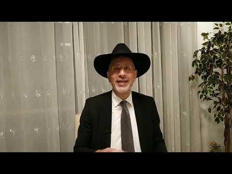 Il y a une place pour chaque juif en Israël pour la refoua chelema de Daniel Peretz ben Yehoudit