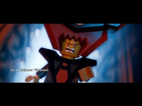 The LEGO Movie Videogame Walkthrough Part 1 - Intro + Bricksburg Construction