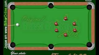 Blast Billiards 2008, Jogo De Sinuca Com Bolas Explosivas