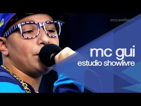 MC Gui no batidão improvisado - showlivre.com